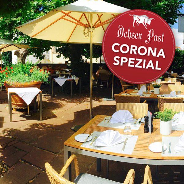 Ochsen Post - Corona Regeln Öffnung