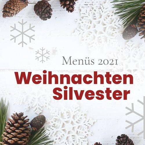 Ochsen Post - Teaser - Menüs Weihnachten & Silvester 2021